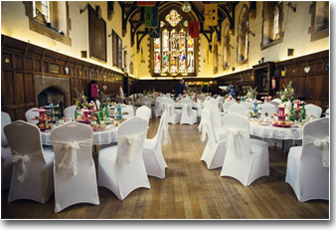 Wedding at the Guildhall